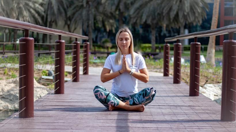 Meditative Asana