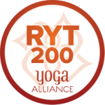 Yoga alliance certificate RYT200