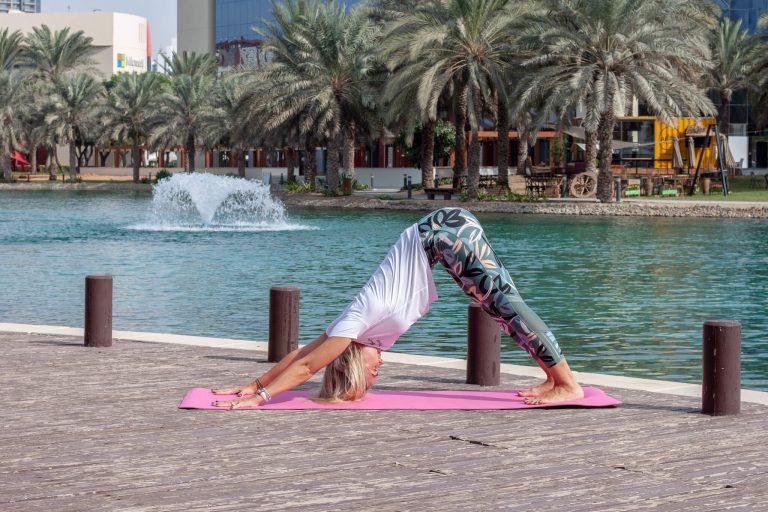 Alive Yoga in Kuwait