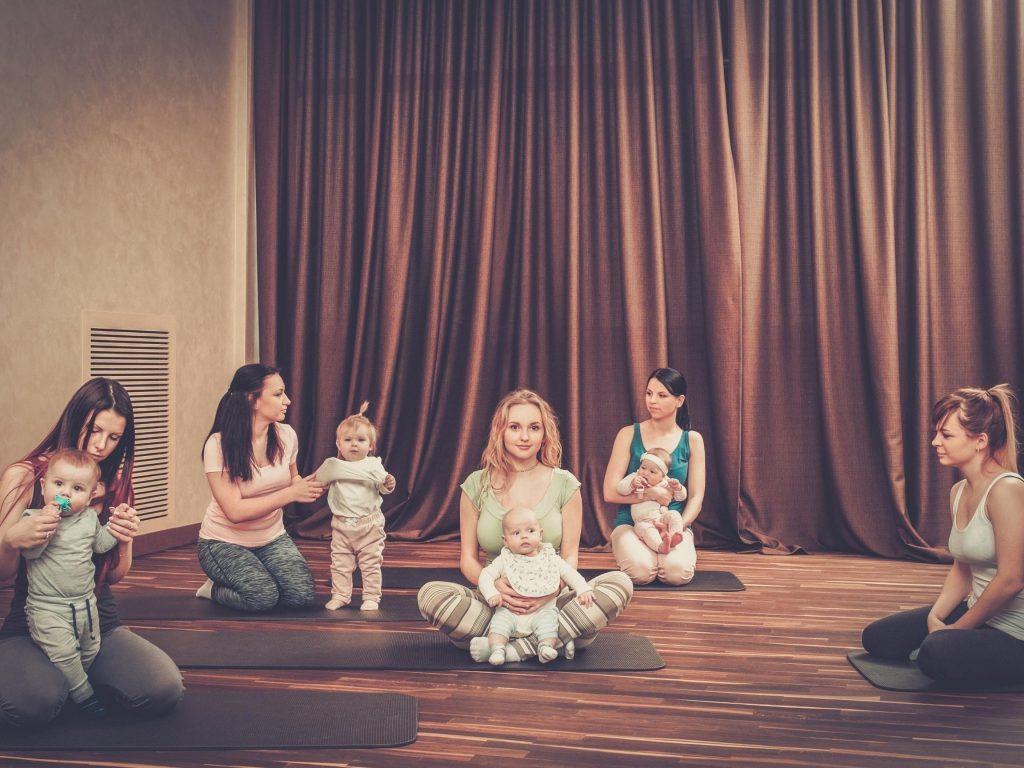 Postnatal Yoga Tunbridge Wells