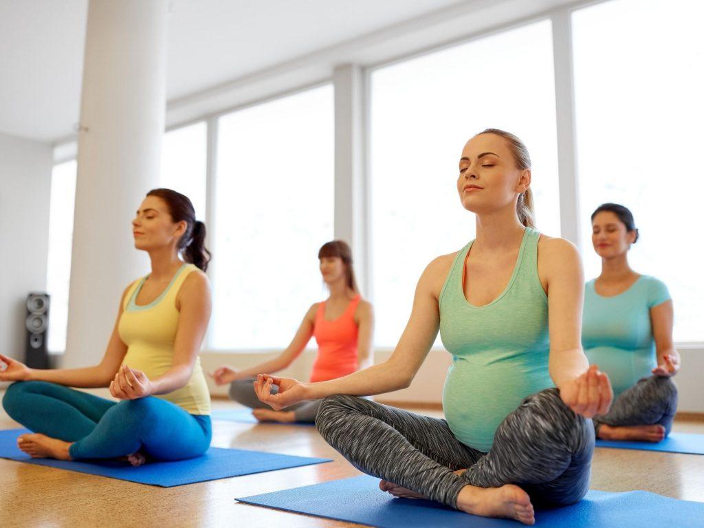 Prenatal Yoga Tunbridge Wells