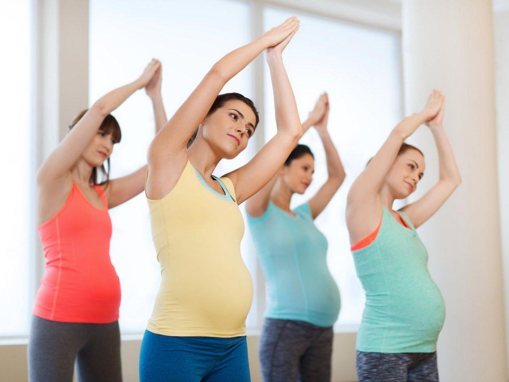 Pregnancy Yoga Tunbridge Wells