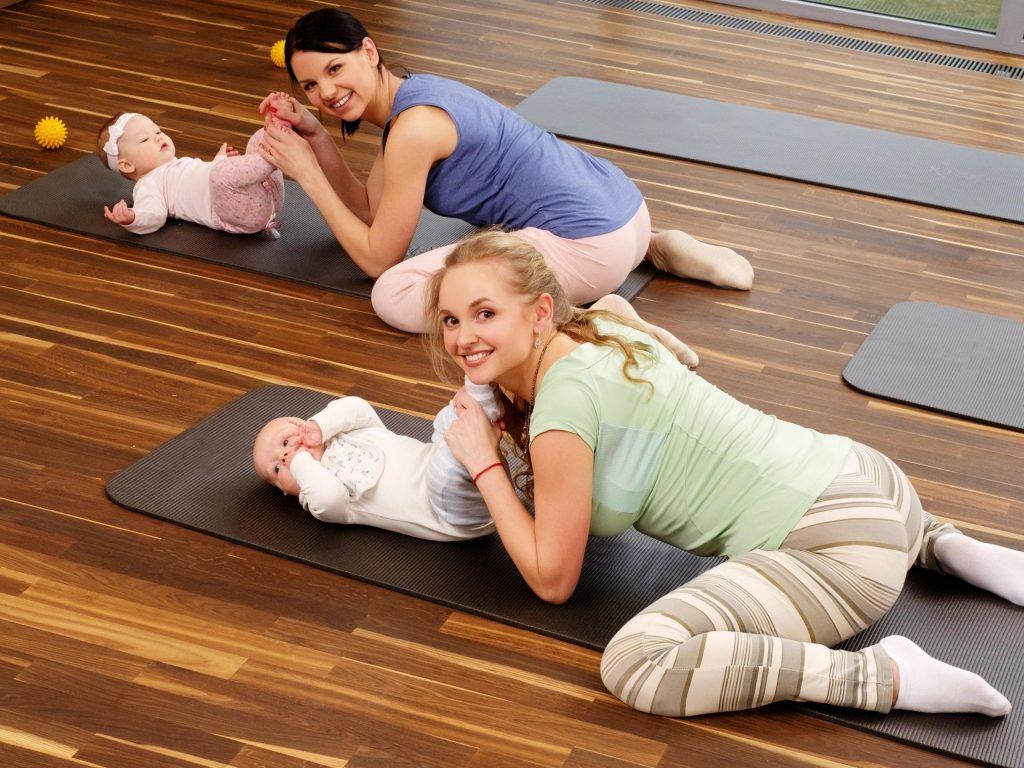 Mum & Baby Yoga Tunbridge Wells