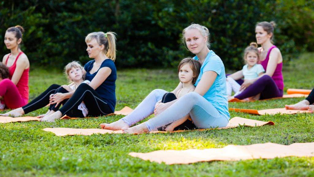Mum and Baby Yoga Tunbridge Wells