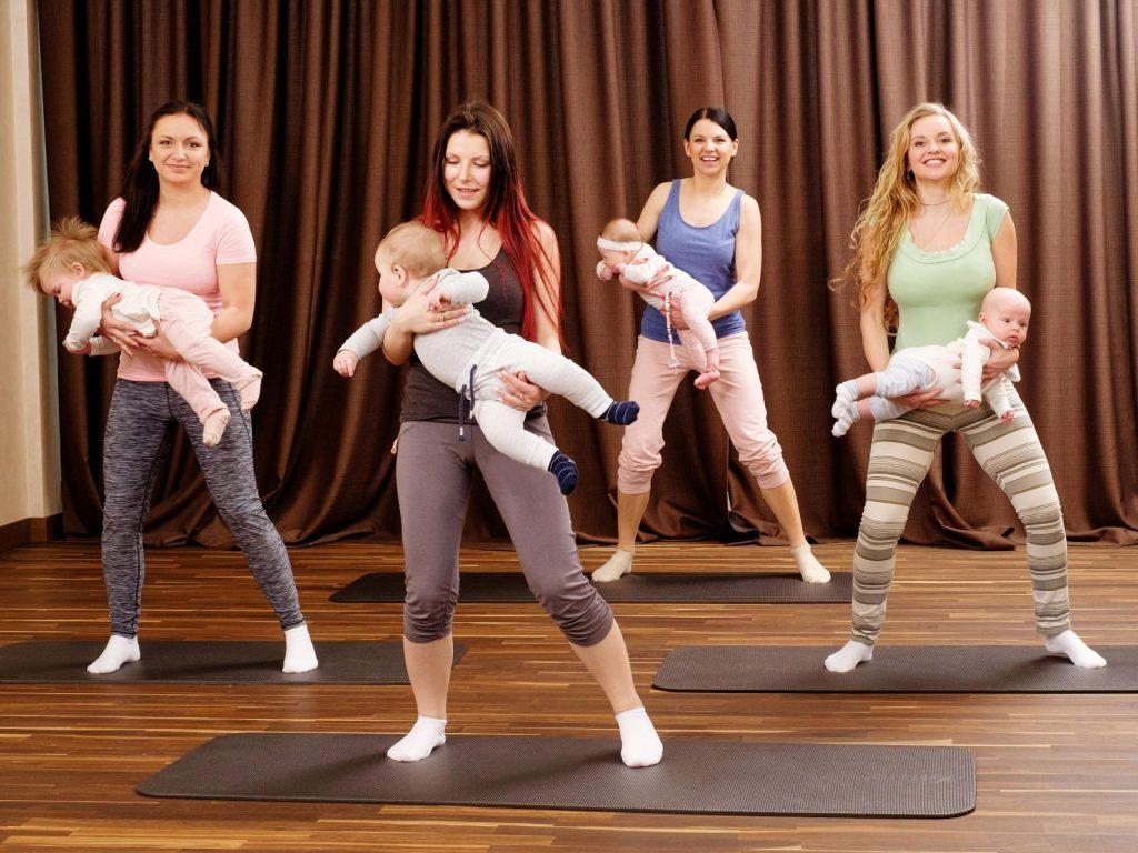 Baby Yoga Tunbridge Wells
