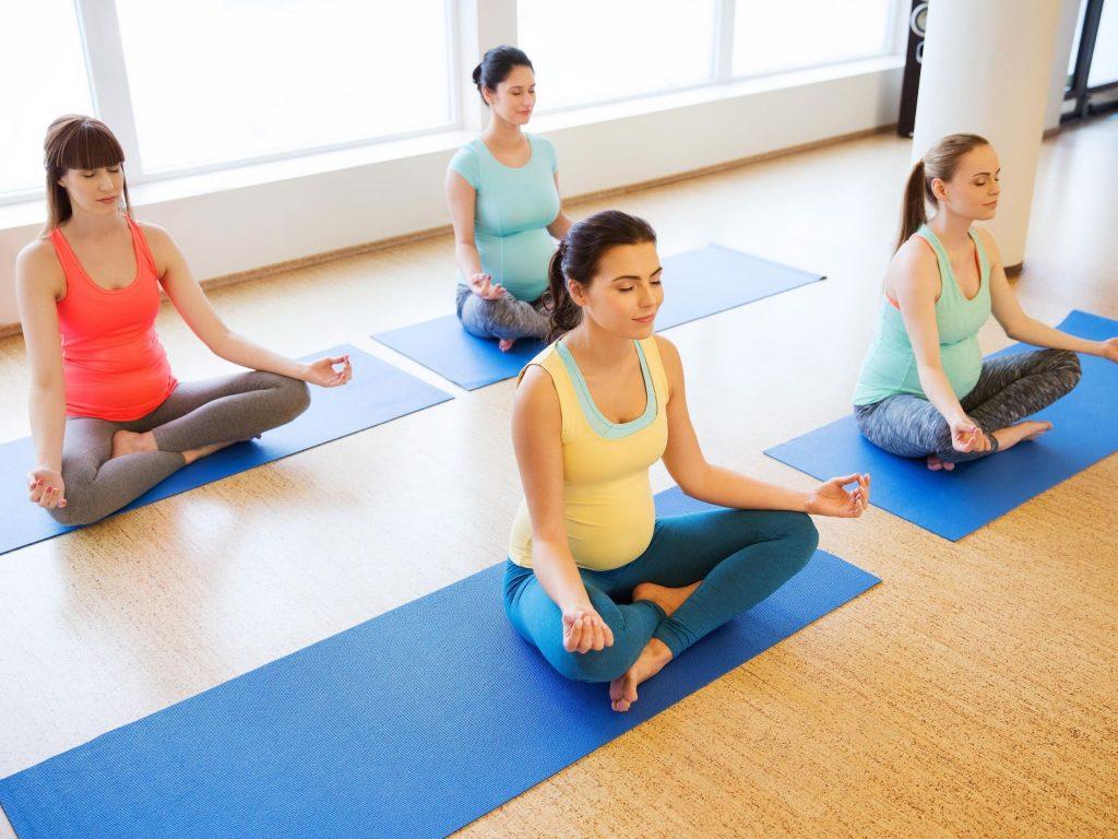 Prenatal Yoga Kent